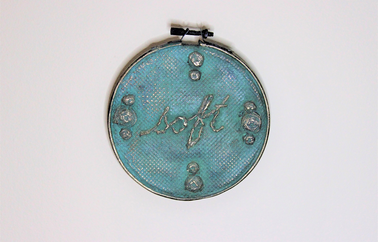 Femininity Embroidered (Series)